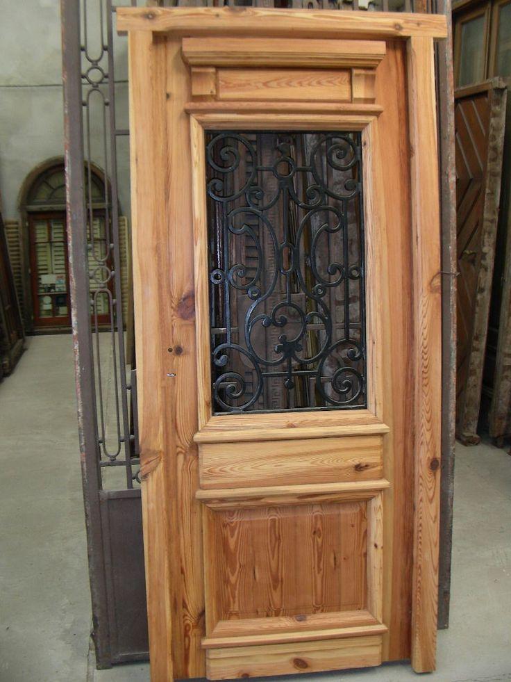 Mejores 9 im genes de puertas en pinterest puertas de for Imagenes de puertas de madera antiguas