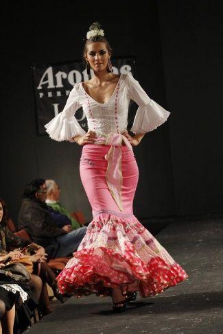 Traje de Flamenca -