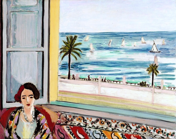 17 best images about openings on pinterest mothers for Matisse fenetre ouverte collioure
