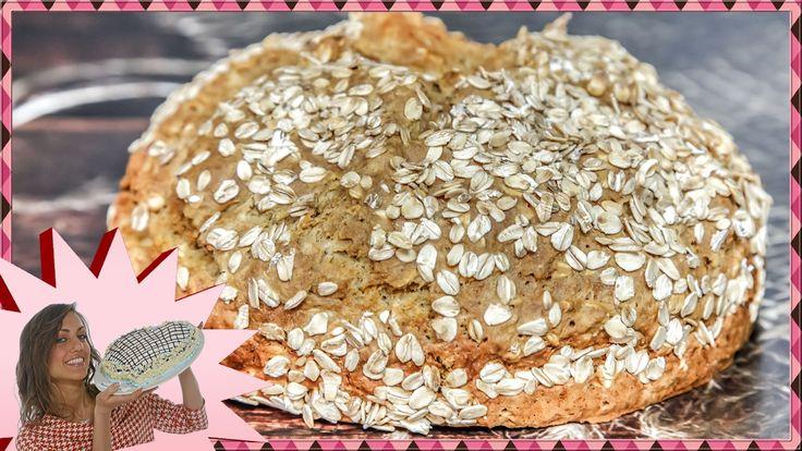 Irish Soda Bread - Pane senza Lievito - Con Bicarbonato di Sodio