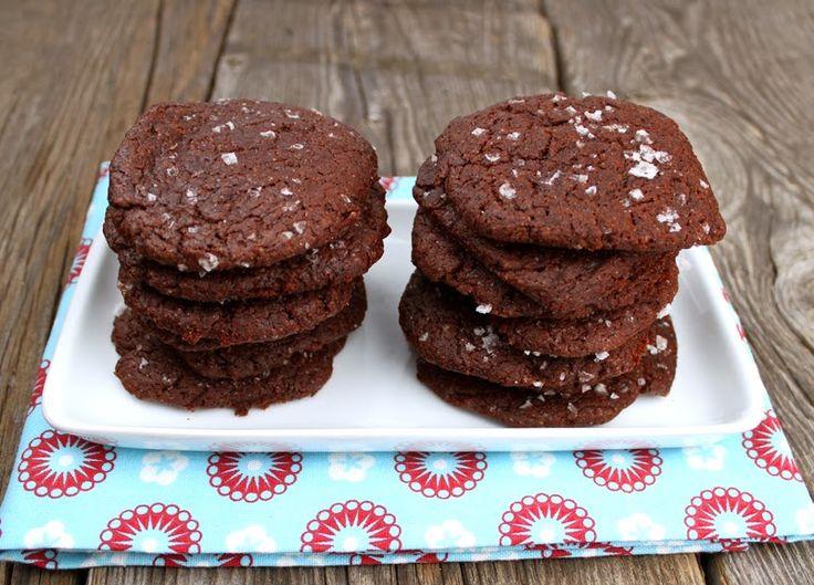 Havkyssede sjokoladecookies - Veganmisjonen