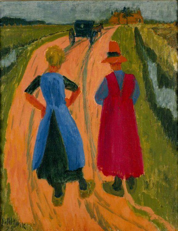Tentoonstelling 2012 | Iconen van het Groningerland. Jan Altink (1885-1971) | Groninger Museum