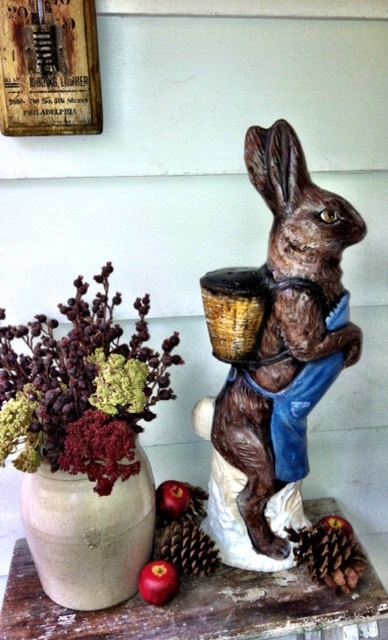 images about SHABBY chic Bunnies-Paper Babies