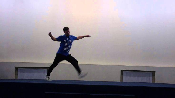 Aero-Dance choreography 23