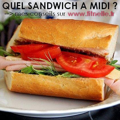 Un sandwich le midi ? pourquoi pas ! ==> http://www.fitnelle.fr/sandwich-midi/  #fitnelle #healthy #lovefood #fit #fitfrenchie #fitfam