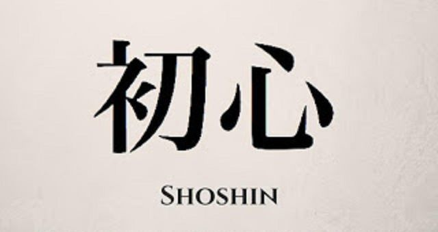 Shoshin or beginner's mind helps you overcome midlife crisis