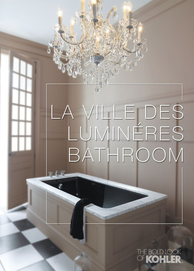 10 best images about paris inspired bathroom on pinterest for Paris inspired bathroom ideas