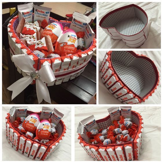 Geschenk – Done by me❤️ ,