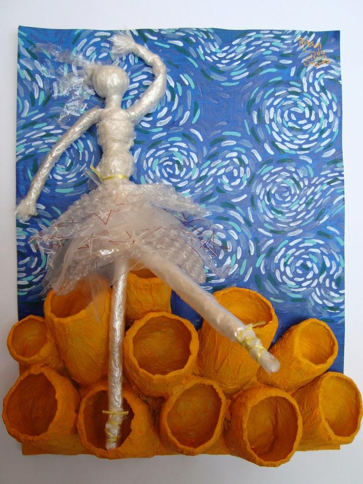 A Bailarina do Ósculo (The Osculum's Ballerina)