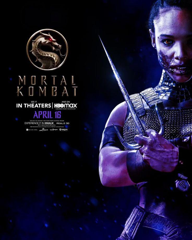Mortal kombat movie on twitter sisi stringer is mileena