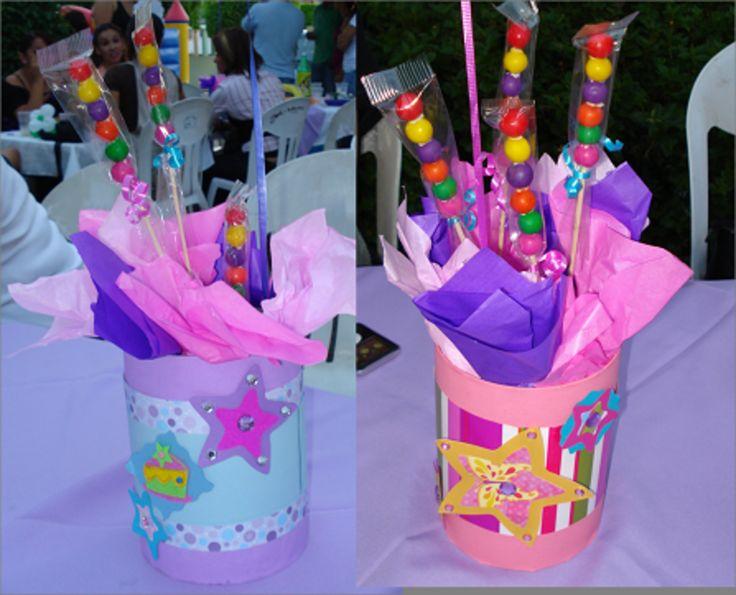 Ayuda para darme una idea de hacer dulceros hechos con for Ayuda para decorar