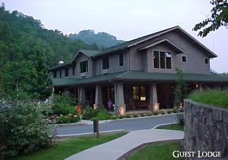Nantahala village resort and spa resort lodge rooms for The cabins at nantahala