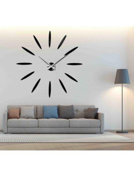 Ceas de perete 3D - soare Referinta  12S050-Creative wall clock  Conditie:  Produs nou  Disponibilitate:  In Stock  Alegeți-vă propria culoare! Completați un loc vacant și relaxați-vă casa cu un ceas nou. Ceasurile de perete mari reprezintă un decor unic al interiorului dvs. E timpul să se schimbe.