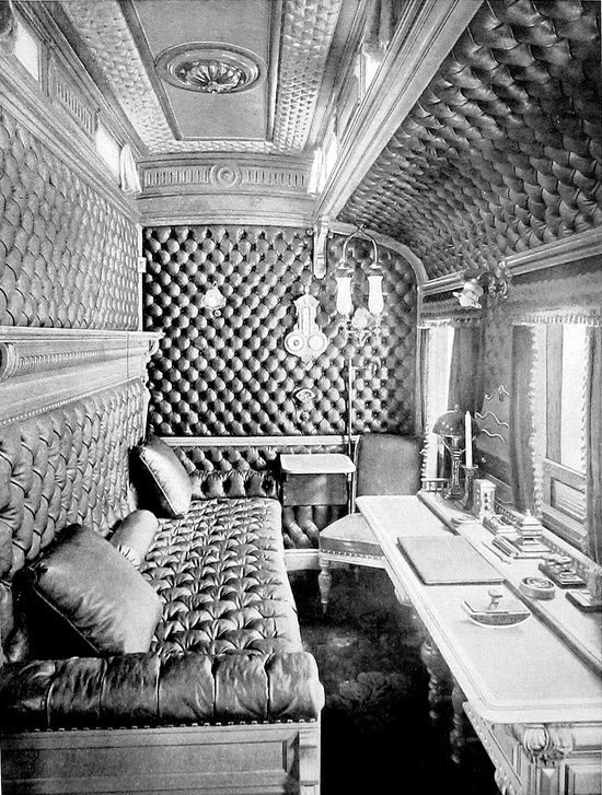 Russian Imperial Train.