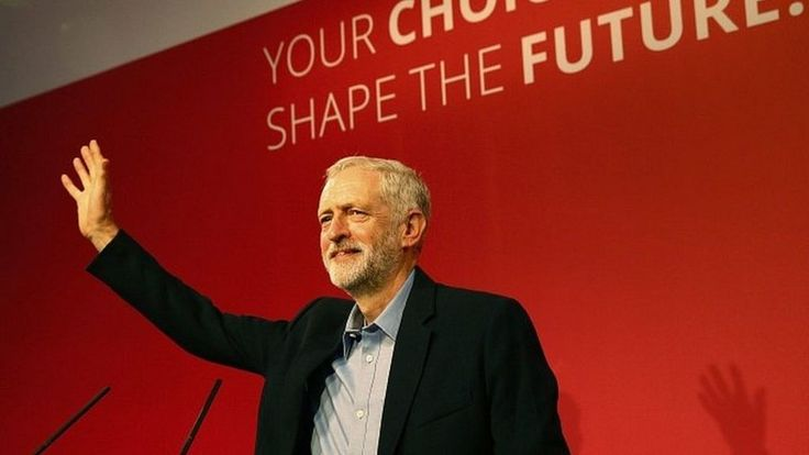 Veteran left-winger Jeremy Corbyn is elected leader of the Labour Party by a landslide after a turbulent three-month campaign.