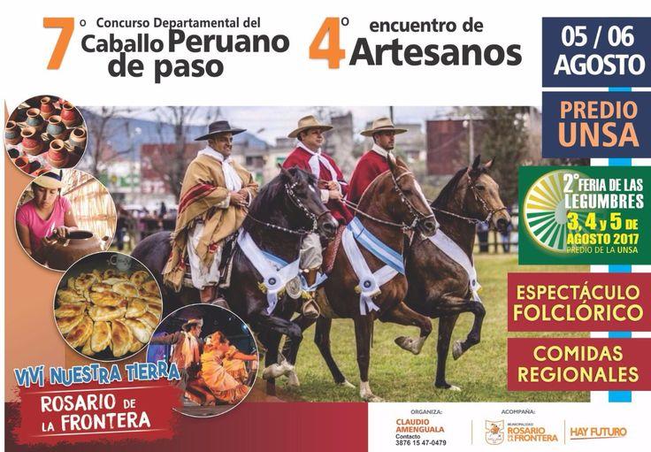 Se presenta mañana el 7º Concurso Departamental de Caballo Peruano de Paso: El Concurso tendrá lugar los días 5 y 6 de agosto en el Predio…