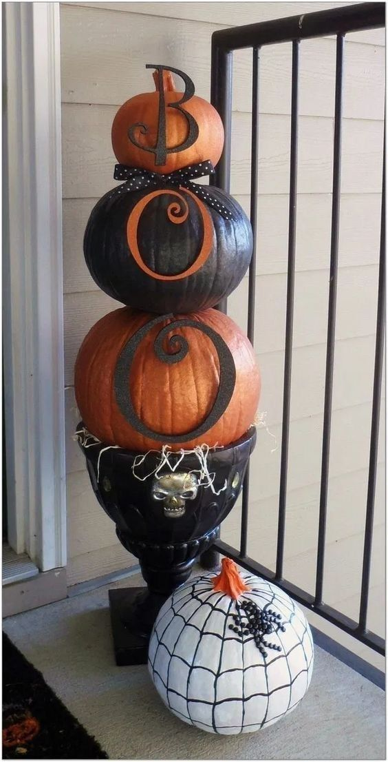 +31 Cheap DIY Dollar Store Halloween Decoration Ideas To Spook Your Guests