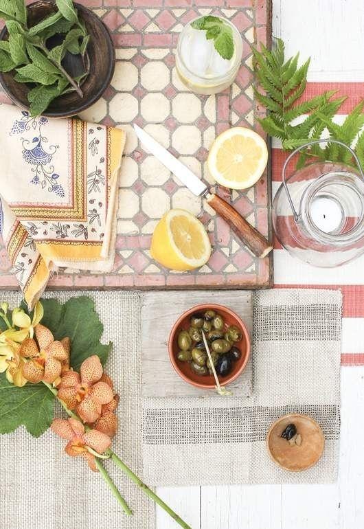 Mood Board for a Mediterranean-Style Garden - Style Sheet - HGTV Canada
