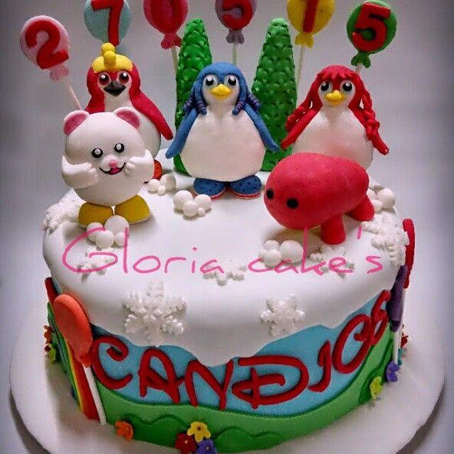 @melina.meme's Badanamu Themed cake! Love it! Check out more photos on Instagram #Badanamu