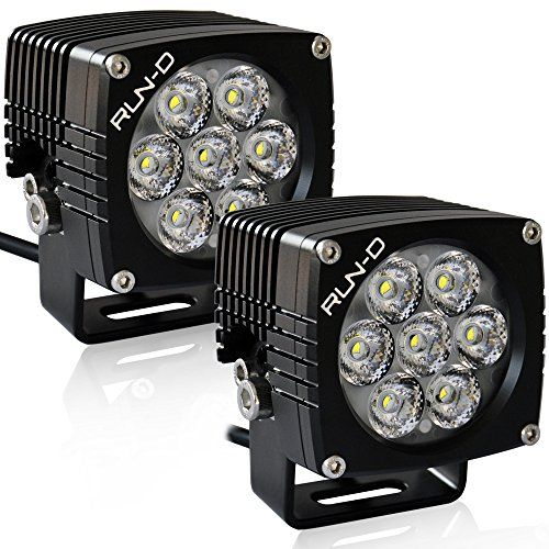 best ideas about off road light bar jeep run d 2x35w off road lights 3 spot cree led driving lights led
