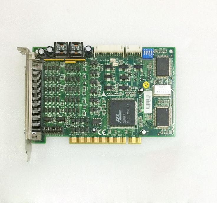 ADLINK PCI-8134 Motion Controller PCI Card Used