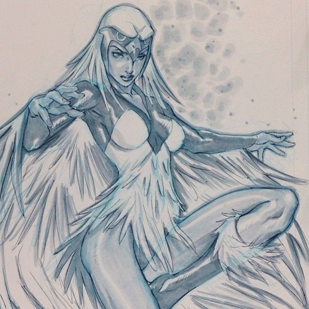 the sorceress. Alvin Lee