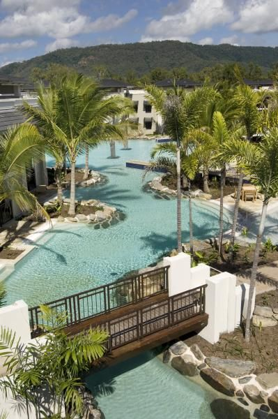 Sea Temple Resort & Spa Accommodation, Port Douglas, Queensland, Australia