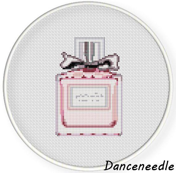 Instant Download,Free shipping,Cross stitch pattern, Cross-StitchPDF,parfum,be beautiful,zxxc05703