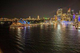 Sydney, Australia, Puerto De Sydney