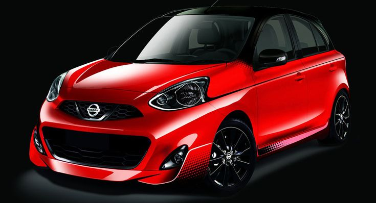 Nissan Showed March Midnight Edition, Design From Brazil