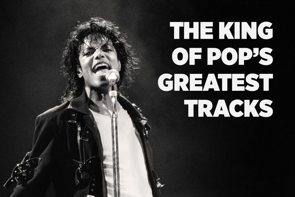 Michael Jackson's Greatest tracks, according to Rolling Stone