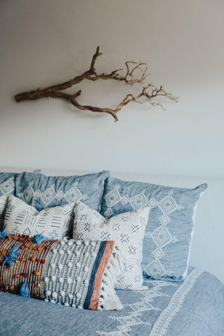 bohemian bedroom ideas #style #design #decor