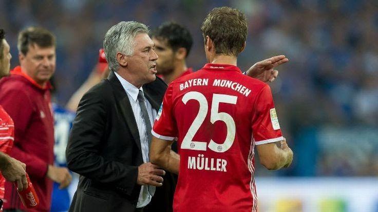Banh 88 Trang Tổng Hợp Nhận Định & Soi Kèo Nhà Cái - Banh88.info(www.banh88.info) Bóng Đá Quốc Tế Nhiều nguồn tin cho hay HLV Jose Mourinho đang lên kế hoạch chiêu mộ tiền đạo Thomas Muller của Bayern Munich vào kỳ chuyển nhượng hè tiếp theo.  Thomas Muller hiện không còn là sự lựa chọn số một trên hàng công của Bayern Munich khi không thể thích nghi được với những thay đổi chiến thuật của HLV Carlo Ancelotti ở mùa giải năm ngoái. Hiện giờ anh thường xuyên phải ngồi trên ghế dự bị và không…