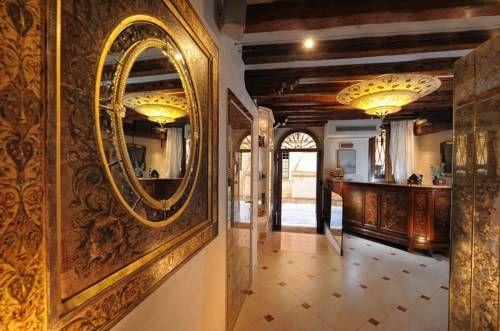 Ca' Pagan - L'hôtel Ca' Pagan vous propose des chambres à la décoration raffinée…