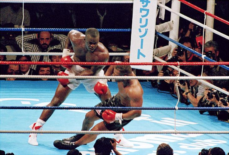 Great lesson from Buster Douglas: http://brandonline.michaelkidzinski.ws/something-that-everyone-can-learn-from-buster-douglas/
