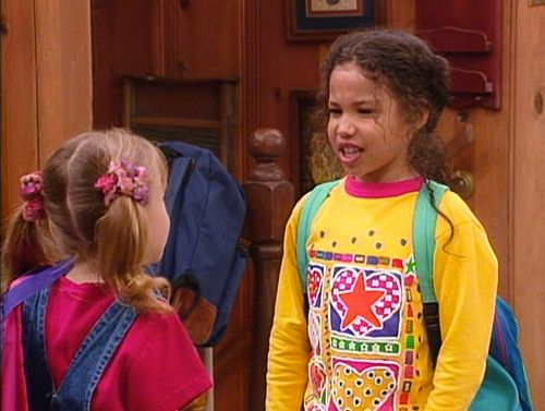 Denise (Jurnee Smollett-Bell) on 'Full House' - Then - Then and Now: TV Child Stars - Photos