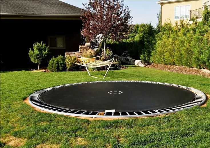 Fun Outdoor Backyard Trampoline