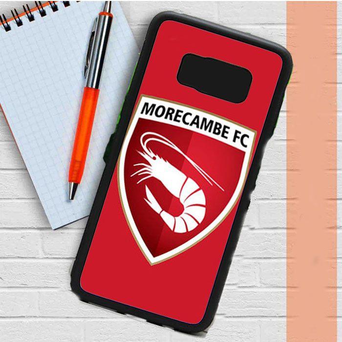 Morecambe Fc Logo Red Samsung Galaxy S8 Plus Case Dewantary