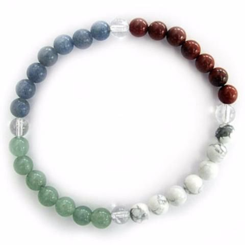 Gemstone ENERGY BRACELET Crystal Healing - CREATIVITY - Crystal Rock Emporium