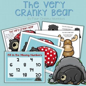 Best 24 The very cranky bear ideas