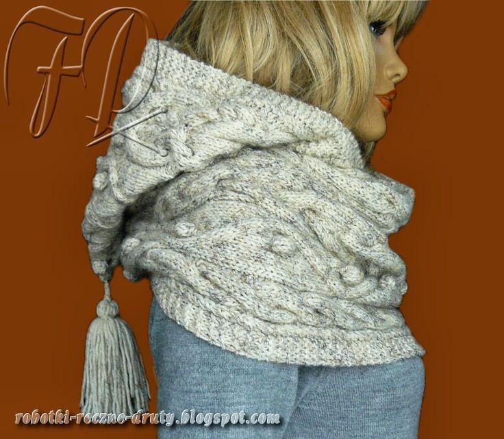 Moje robótki na drutach: Zaczynając...
