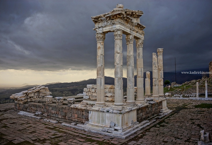 Pergamon,Bergama,Turkey