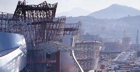 Guggenheim Museum Bilbao — Bilbao, Spain