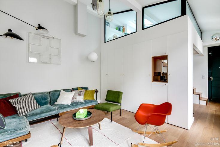 Appartement J, JUNE - Côté Maison