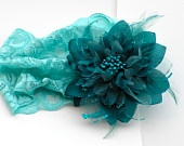 Teal Flower Hand Dipped in Teal Glitter Attached To A Gorgeous Pale Teal Lace Headband Creatively Designed By Lissopa http://www.etsy.com/treasury/MTAzNTIxODZ8MjcyMjkzODY1NA/shades-of-summer?index=19: Lace Headbands, Lissopa, Glitter Attached, Teal Glitter, Flowers Hands, Teal Lace, Pale Teal, Teal Flowers, Hands Dips