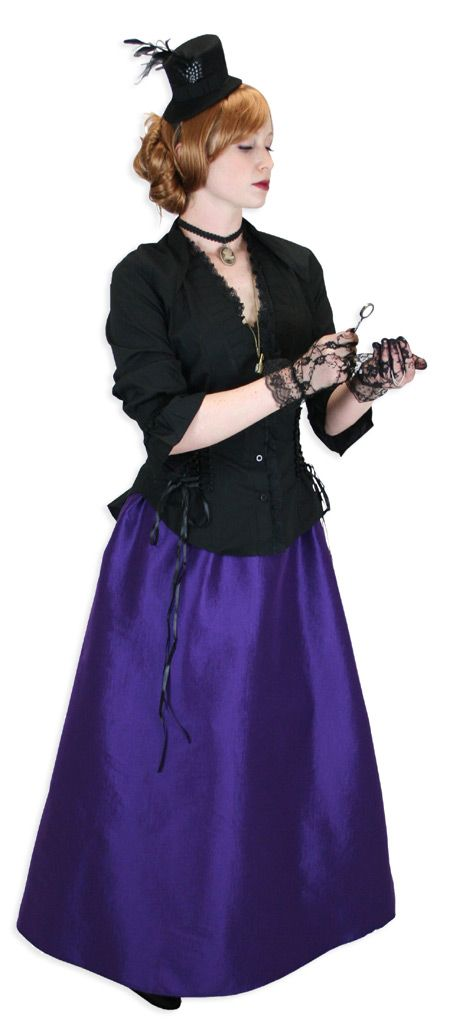 Lady Narcissa Von Trapp, Beguiling Horticulturalist - available at Steampunk Emporium