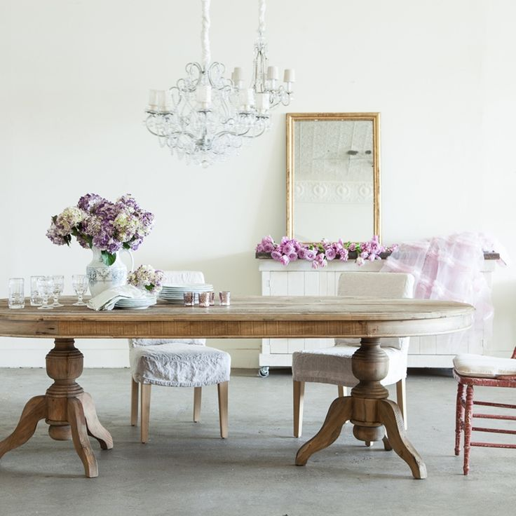 Best 25+ Oval Dining Tables Ideas On Pinterest | Oval Kitchen Table, Round Dining  Tables And Round Dining Table