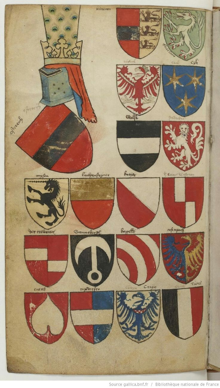 Wappen - Coats of Arms