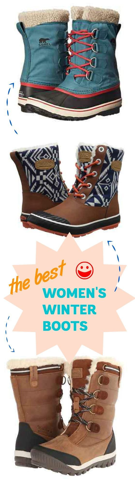 I kind of want all of these, ha ha! What's your go to winter boot?