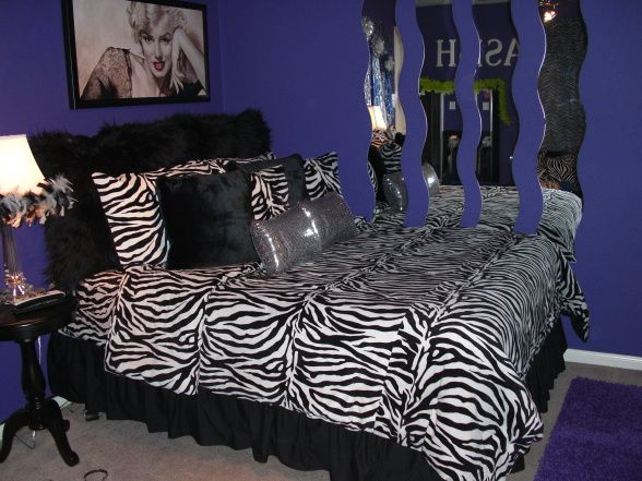 17 best ideas about zebra girls rooms on pinterest zebra for Bedroom zebra decorating ideas